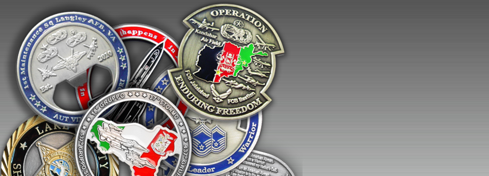 Global Challenge Coins | The team at Global Challenge Coins has over